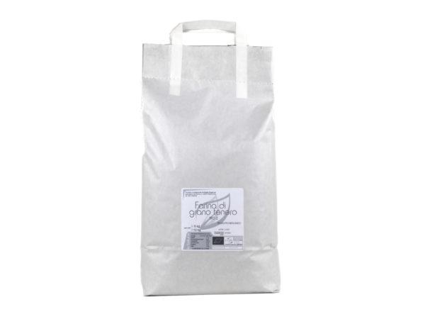 Farina grano tenero tipo 1 5Kg